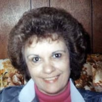 Betty Frances Pruitt Rowland