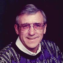"""John  R. """"Dick"""" Styck Sr."""