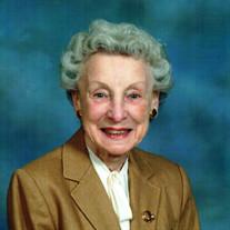 Agnes T. Peterson