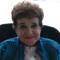 Mrs. Doris Ball Thigpen