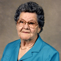 Clara Elizabeth Burnett Scearce