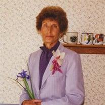 """Patricia Ann (""""Pat"""")Bird"""