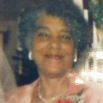 Mrs. Constance Ward Smallwood Lee