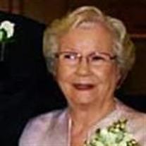 Annie Maude Preston