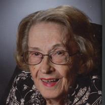 Mrs Doris Griffith Webb