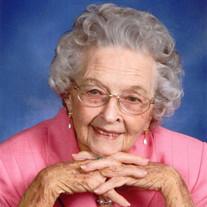 Annie Lou Calvitt Morgan