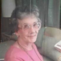 Eleanor D. Blunt
