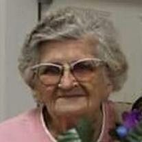 Mrs. Franke Jeanette Demoret