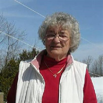 """Mrs.  """"Betty"""" Mary  Elnore  Doey"""