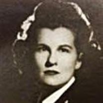Mary Elizabeth Ault