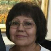 Frances M Cooper
