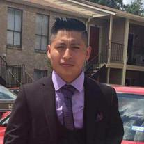 Walter Francisco Yax Menchu