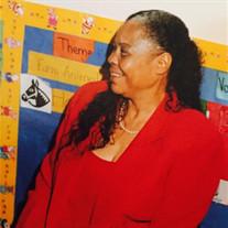 Mrs. Goldie Marie Alexander