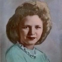 Maella Marie Brown Flournoy
