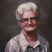 Dollie Mae Rackley