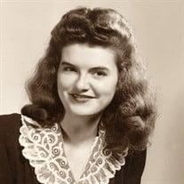 Mary Elizabeth Elliott Robertson