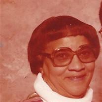 Velma Stemmons