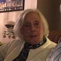 Mrs. Anna G. Cangialosi of Hoffman Estates