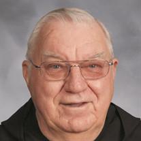 Rev Ambrose Hessling OSB