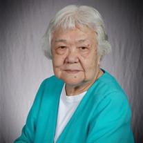 Mrs. Noriko Tanaka Tinsley