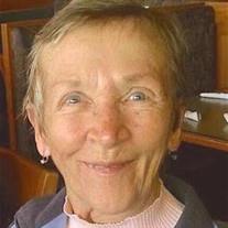"""Mrs. Bernice  """"Pat"""" Clayden"""