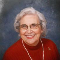 Mrs. Ramona Erlene Simpson Weems