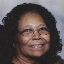 Mrs. Peggy Ross Highsmith