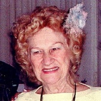 "Lois M. ""Louie"" McAnnally"