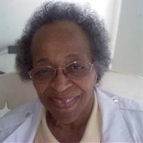 Mrs. Muriel Loretta Jordan
