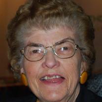 Madeleine  M. Gray