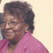 Mrs. Elizabeth  P. Jackson