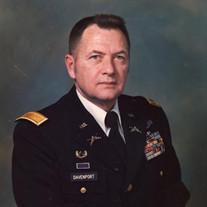Major Leon Davenport