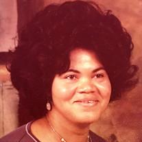 Mrs. Mae Frances Bell - Dumas