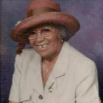 Mrs.  Bernice Bradley Jones
