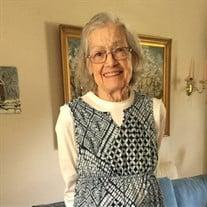 Mrs. Doris Meadows Johnson
