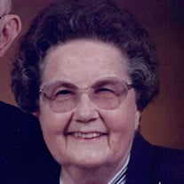 Eunice R.  Riddle