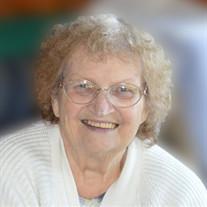 Margaret Frances Underwood