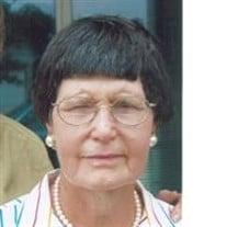 Eula Madge McDowell