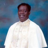 Rev. Dr. Lycurgus R. Harrell