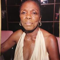 Mrs. Patricia Ann Warthen Mitchell