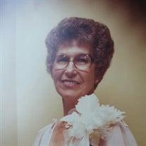 Mrs. Sarah Juanita Wallace