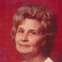 "Hedy  ""Mama Jewell"" Hensley Maness"