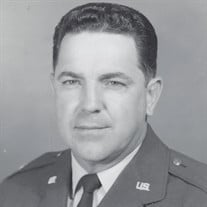 Lt. Colonel Charles F. Hatfield