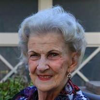 Pauline Meadows Burnside