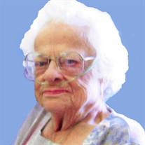 Mrs. Alice Matthews Ezzell