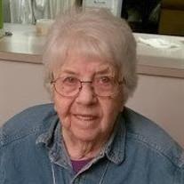 Vera E. Cornett