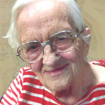 Margaret Louise Ebeling