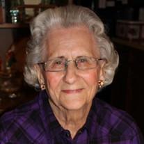 Georgia Marie Morton