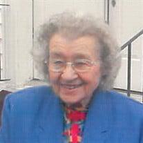 Mrs. Ola Mae Barbee Allen