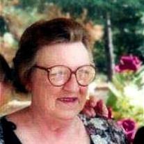 Frances Anne Rhodes